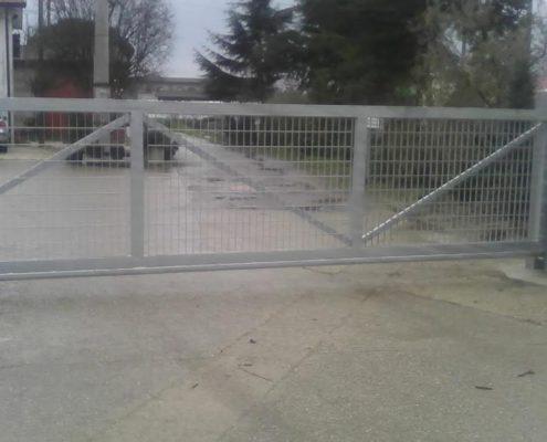 Cancello autoportante 2