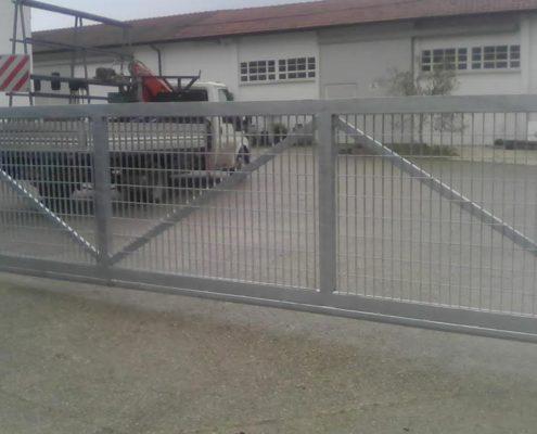 Cancello autoportante 3