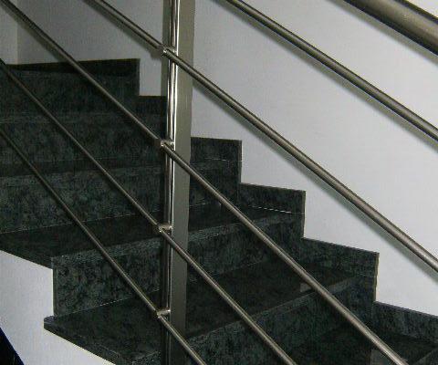 Ringhiera in alluminio Ferrara