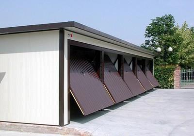 Box auto prefabbricati 2 1 corbas portomaggiore fe for Costo per costruire un garage per auto
